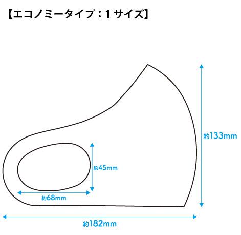 エコノミーサイズ図