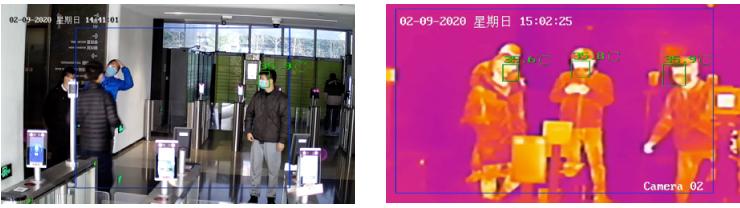 顔認証AI搭載